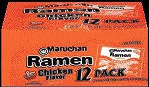 Maruchan Ramen Chicken, 40.0-Ounce (Pack of 12)