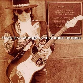Live At Carnegie Hall by STEVIE RAY VAUGHAN & DOUBLE TROUBLE