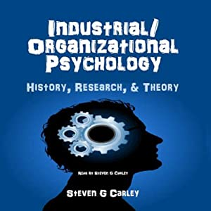 Industrial/Organizational Psychology Hörbuch