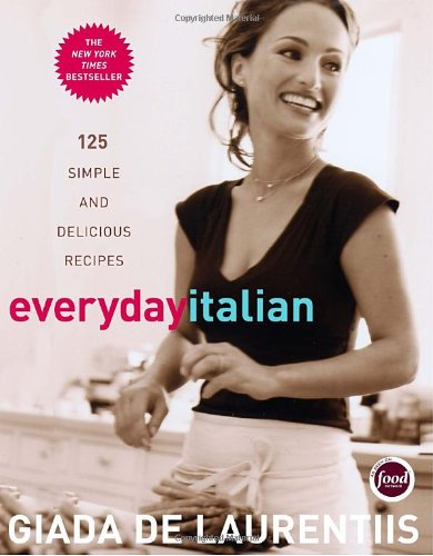 Everyday Italian: 125 Simple and Delicious Recipes (Italian Days compare prices)