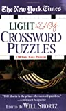 The New York Times Light and Easy Crossword Puzzles