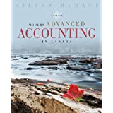 Modern Advanced Accounting in Canada, Sixth Edition with Connect Access Cardby Murray Hilton