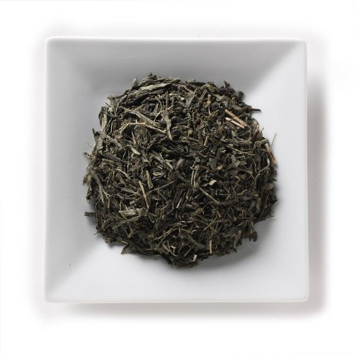 Mahamosa Bancha Organic 8 Oz, Japan (Japanese) Loose Leaf Green Tea (Looseleaf)