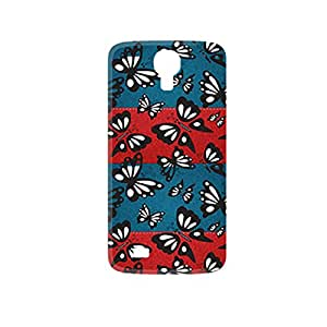 Blueredbutterfly Case For Samsung Galaxy S4