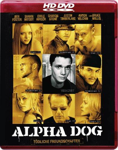 Alpha Dog - Tödliche Freundschaften (inkl. 10 Minuten Musik-Video) [HD DVD]