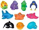 Munchkin 18004 Ten Squirtin Sea Buddies