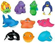 Munchkin Squirtin Bath Toy, Sea Buddies