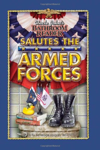 Image of Uncle John's Bathroom Reader Salutes the Armed Forces
