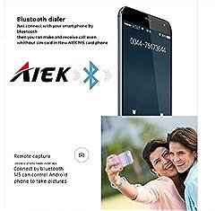 Ultra Slimmest ATM Card Mobile Phone M5 WHITE
