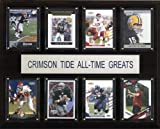 NCAA Football Alabama Crimson Tide All-Time Greats Plaque