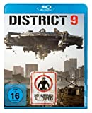 Blu-ray Vorstellung: District 9 [Blu-ray]
