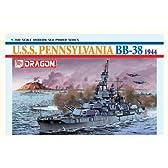 1/700 U.S.S.戦艦 ペンシルバニア BB-38 1944