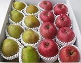 山形県産 ラフランス&サンふじりんごセット 5kg ランキングお取り寄せ