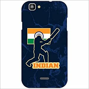 XOLO One Back Cover - Silicon Indian Designer Cases