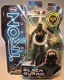 """Tron 3"""" Core Action Figure Black Guard"""