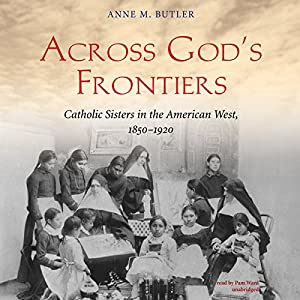 Across God's Frontiers Audiobook