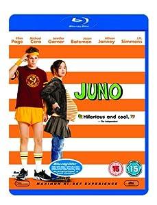 Juno [Blu-ray] [2007]