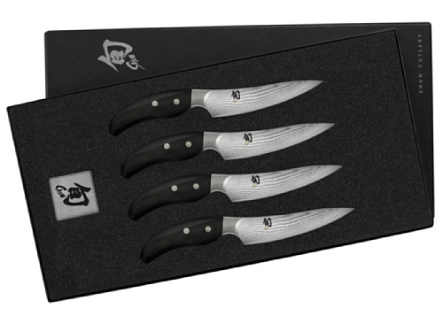 Shun Ken Onion 4-Piece Steak Knife Set