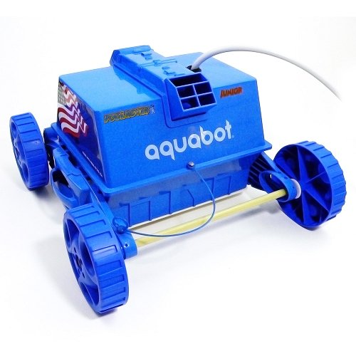 Aquabot Aprvjr Pool Rover Junior Robotic Above Ground Pool