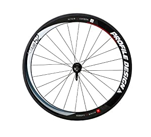 Profile Design Altair 52 Full Carbon Clincher Front Wheel