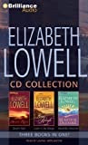 Elizabeth Lowell CD Collection 1: Desert Rain, Lover in the Rough, Beautiful Dreamer