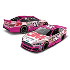 2013 Greg Biffle Action 1:24 #16 3M Pink Ford Fusion NASCAR Diecast by Unknown
