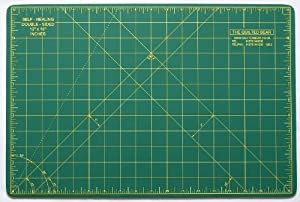 Self Healing Double Sided Quilting Cutting Mat 12 Quot X 18