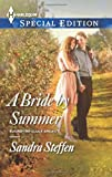 img - for A Bride by Summer (Harlequin Special Edition\Round-the-Cloc) book / textbook / text book