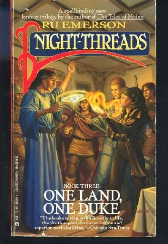 Night Threads 03: One Land, One Duke (Night-Threads, No 3), Emerson,Ru