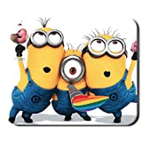 Generic Mp Art Mouse Pad 240Mmx200Mmx2Mm Custom Design With Despicable Me Choose Design 5