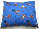 SheetWorld Crib / Toddler Baby Percale Pillow Case - Tigger - Made In USA