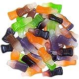 Scott's Cakes Soda Pop Shoppe Gummi Bottles in a 1 Pound Plastic Deli Container
