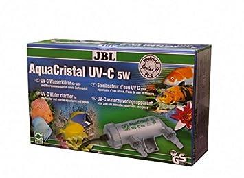 0 0jbl aqua cristal uv c pour pour aquariophilie 9 w for Site aquariophilie