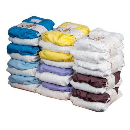 Rumparooz G2 One Size Cloth Diaper 12 Pack Bundle