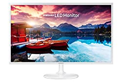 Samsung S32F351 32-Inch HDMI LED Monitor - White Gloss