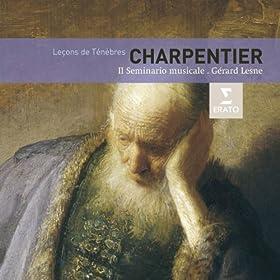 Charpentier Le�ons De T�n�bres