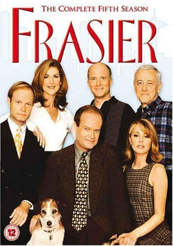 Frasier - Season 5 [DVD]