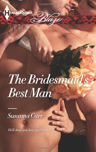 Image of The Bridesmaid's Best Man (Harlequin Blaze)