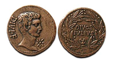 (DD Z 36) Sestertius of Octavian COPY