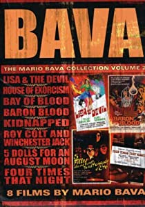 The Mario Bava Collection Volume 2