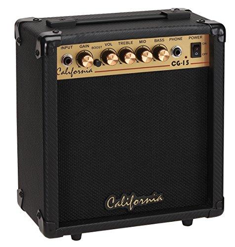 California Amps CG-15