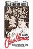 Casablanca - Movie Poster: Regular (Size: 24'' x 36'') Poster Print, 24x36 Poster Print, 24x36