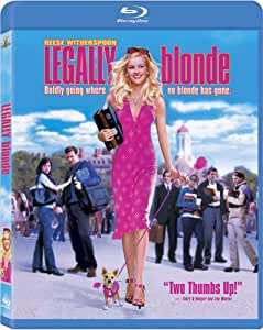 Legally Blonde [Blu-ray]