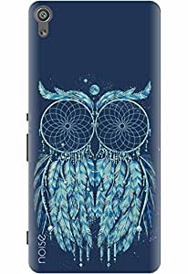 Noise Designer Printed Case / Cover for Sony Xperia XA Ultra Dual / Patterns & Ethnic / Dream Catcher Design