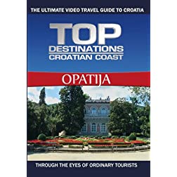 Top Destinations OPATIJA