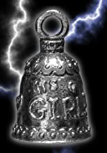 It39s a Girl Guardian Bell and hanger