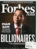 Forbes Asia 増刊 世界の長者番付 [US] March 2013 (単号)