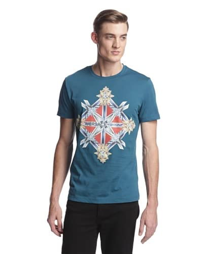 Versace Jeans Men's Graphic Tee Shirt
