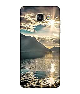 small candy 3D Printed Back Cover For Samsung Galaxy A5 2016 -Multicolor illustration