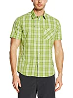 Peak Performance Camisa Hombre Path (Verde)